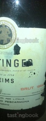 Sparkling wine, Vintage 1964
