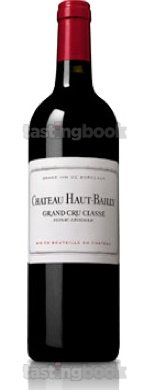 Red wine, Château Haut-Bailly 2007