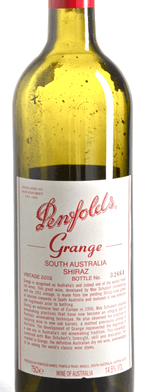 Red wine, Grange Hermitage 2002