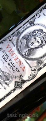 Red wine, Vecina 2006