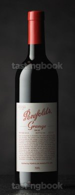 Red wine, Grange Hermitage 2015