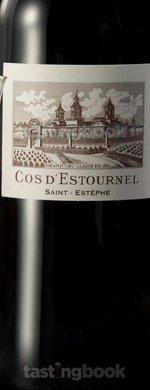 Red wine, Château Cos d'Estournel 2016