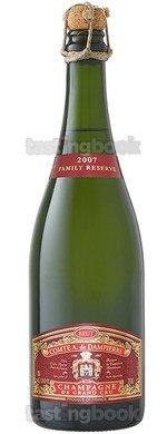 Sparkling wine, Family Reserve 2007