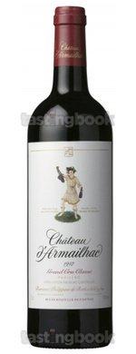 Red wine, Château D´Armailhac 1997