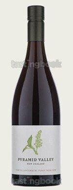 Red wine, North Canterbury Pinot Noir 2018