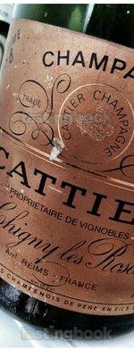 Sparkling wine, Chigny les Rosés 1978