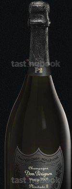 Sparkling wine, Dom Pérignon P2 2002