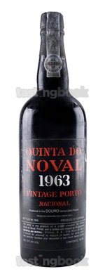Red wine, Nacional Vintage Port 1963