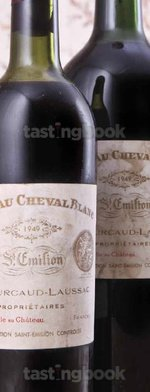 Red wine, Cheval Blanc 1949