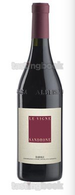 Red wine, Barolo Le Vigne 2010