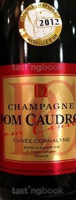 Sparkling wine, Cuvée Cornalyne NV (10's)