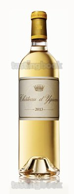 Sweet wine, d'Yquem 2013