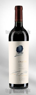 Red wine, Opus One 2014