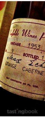 Red wine, Grange Hermitage 1953