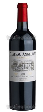 Red wine, Château D´Angludet 2012