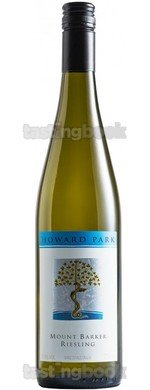 White wine, Mount Barker Riesling 2017