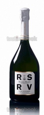 Sparkling wine, RSRV Blanc de Blancs NV (10's)