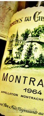 Unknown type, Le Montrachet 1964