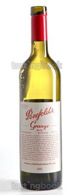 Red wine, Grange Hermitage 2007