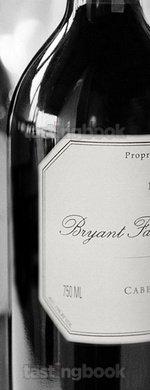 Red wine, Bryant Family Vineyard Cabernet Sauvignon 2009
