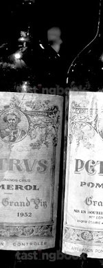 Red wine, Pétrus 1952