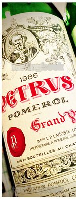 Red wine, Pétrus 1986