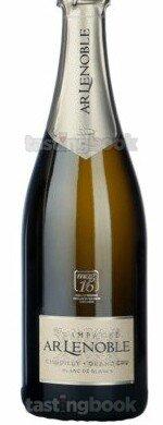 Sparkling wine, Blanc de Blancs Grand Cru Chouilly 2002