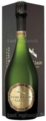 Sparkling wine, Cuvée R. Lalou 2004