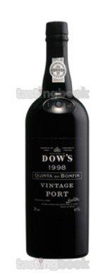 Red wine, Quinta do Bomfim Vintage Port 1995