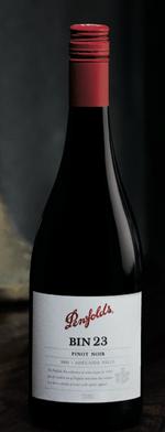 Red wine, Bin 23 Pinot Noir 2009