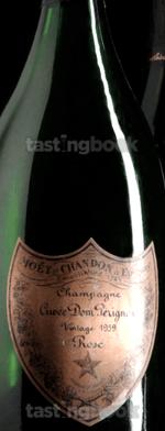 Sparkling wine, Dom Pérignon Rosé 1959
