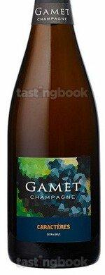 Sparkling wine, Cuvée Caractères NV (10's)