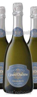 Sparkling wine, Charles VII Blanc de Blancs NV (10's)