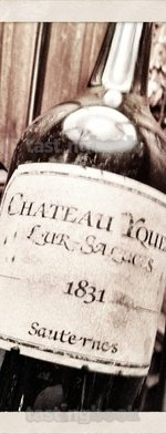 Sweet wine, d'Yquem 1831