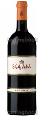 Red wine, Solaia 2007