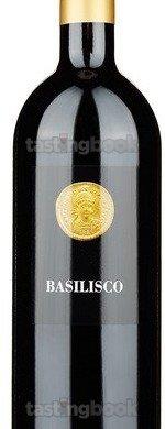Red wine, Basilisco Aglianico del Vulture 2012