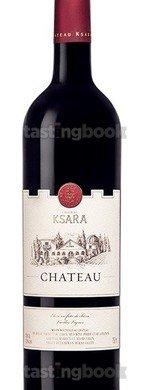 Red wine, Château Ksara 2015
