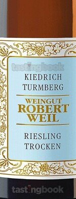 White wine, Kiedrich Turmberg Riesling  2018