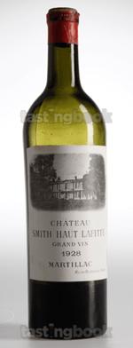 Red wine, Château Smith Haut Lafitte 1928