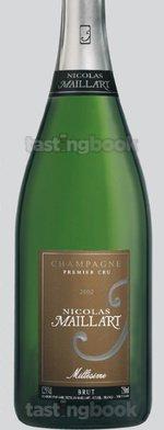 Sparkling wine, Millésime 2007