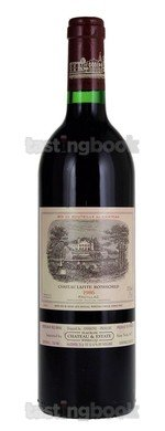 Red wine, Lafite-Rothschild 1986