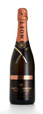 Sparkling wine, Grand vintage rosé 2002