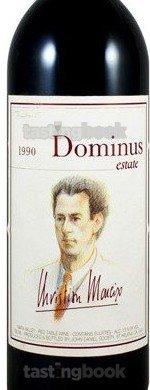 Red wine, Dominus 1990