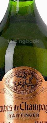 Sparkling wine, Comtes de Champagne Rosé 1986