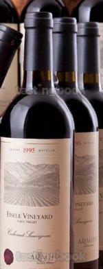Red wine, Araujo Eisele Vineyard Cabernet Sauvignon 1995