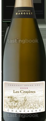 Sparkling wine, Les Crayères 2009