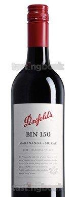Red wine, Bin 150 Marananga Shiraz 2014