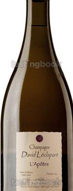 Sparkling wine, Cuvée L'Apôtre 2002