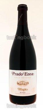 Red wine, Prado Enea 2009