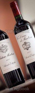 Red wine, Montrose 2009